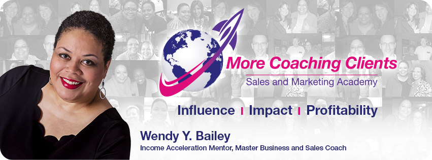 more coaching clients sales and marketing academy, wendyybailey