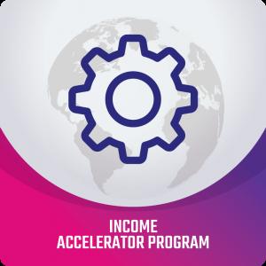 income accelerator program, business coaching programs, private coaching, mentor coaching