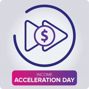 income acceleration day